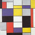 Composition A 1920 - Piet Mondrian