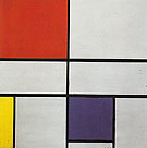 Composition with Red Yellow and Blue 1927 - Piet Mondrian