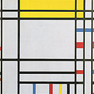 Place de la Concorde c1938 - Piet Mondrian
