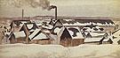Snow Patterns 1920 - Charles Burchfield