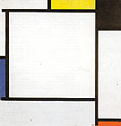Composition 2 1922 - Piet Mondrian