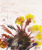 Summer Madness 1990 - Cy Twombly