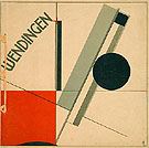 Cover of Volume 4 1922 - El Lissitzky