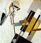 Proun 19 D c1922 - El Lissitzky