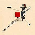 Neuer New Man 1923 - El Lissitzky