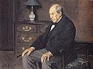 Monsieur Ursenbach 1885 - Felix Vallotton