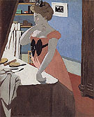 Misia at Her Dressing Table 1898 - Felix Vallotton