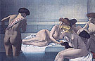 The Turkish Bath 1907 - Felix Vallotton