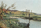 Landscape Near Geneva 1890 - Ferdinand Hodler