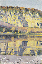 Outing on the Rhone 1891 - Ferdinand Hodler