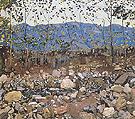 Forest Brook near Leissigen 1904 - Ferdinand Hodler