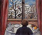 Breakfast of the Birds 1934 - Gabriele Munter
