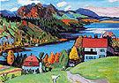 Autumn - Gabriele Munter
