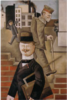 Gray Day 1921 - George Grosz