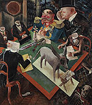 The Eclipse of the Sun 1926 - George Grosz