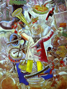 The Agitator 1928 - George Grosz