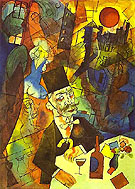 The White Slaver - George Grosz
