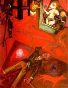 Suicide - George Grosz