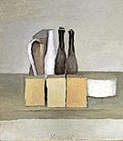Natura Morta 1956 - Giorgio Morandi