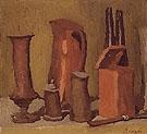 Still Life 1930 - Giorgio Morandi