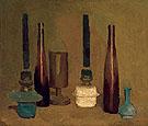 Still Life 1939 - Giorgio Morandi