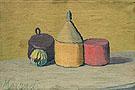 Still Life 1943 - Giorgio Morandi