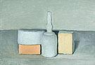 Still Life 1955 - Giorgio Morandi
