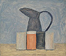 Still Life 1961 - Giorgio Morandi