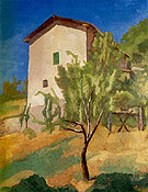 Casa Rosa - Giorgio Morandi