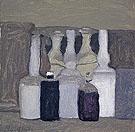 Natura Morta Still Life 1962 - Giorgio Morandi