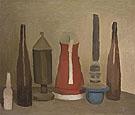 Natura Morta 1941 - Giorgio Morandi
