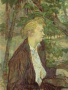 Gabrielle 1891 - Henri Toulouse Lautrec