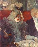The Tete a Tete Supper 1895 - Henri Toulouse Lautrec