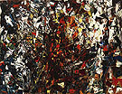 Abstract Composition 1950 - Jean-Paul Riopelle