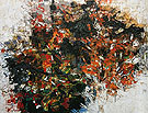 Untitled the Wheel - Jean-Paul Riopelle