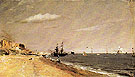 Brighton Beach with Colliers 1824 - John Constable