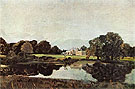 Malvern Hall - John Constable