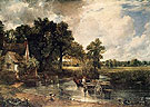 The Haywain - John Constable