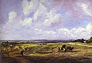 Hampstead Heath 1821 - John Constable