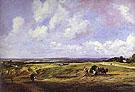 Hampstead Heath 1821 - John Constable