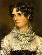 Maria Bicknell or Mrs John Constable - John Constable