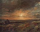 Hampstead Heath 1823 - John Constable