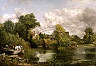The White Horse 1819 - John Constable
