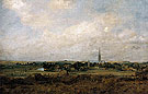 View of Salisbury 1920 - John Constable