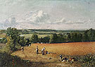 The Wheatfield - John Constable