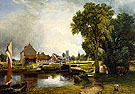 Dedham Mill - John Constable
