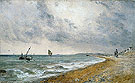 Hove Beach with Fishing Boats - John Constable
