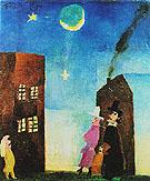 The Stargazers 1916 - Lyonel Feininger