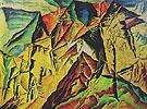Denstedt 1917 - Lyonel Feininger