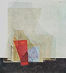Broken Glass 1927 - Lyonel Feininger